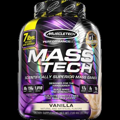 Muscle Tech MassTech Vanille 3,18 Kg