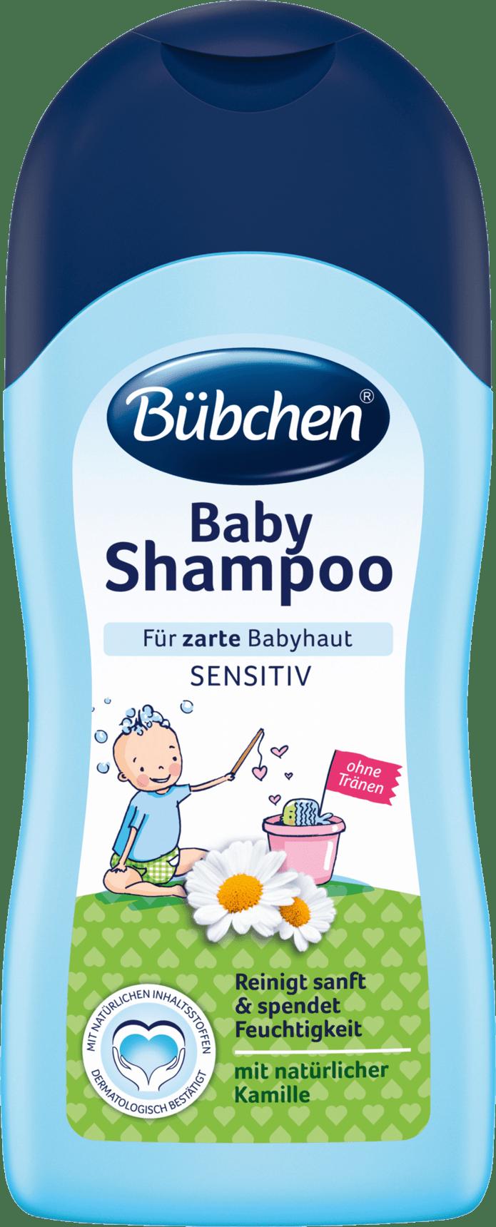 Bübchen Shampooing Bébé Sensible, 200 ml