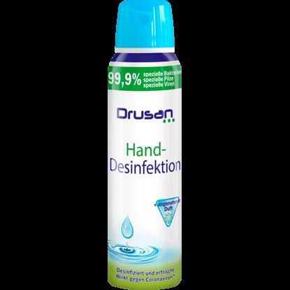 Drusan Spray Désinfectant pour Mains, 150 ml