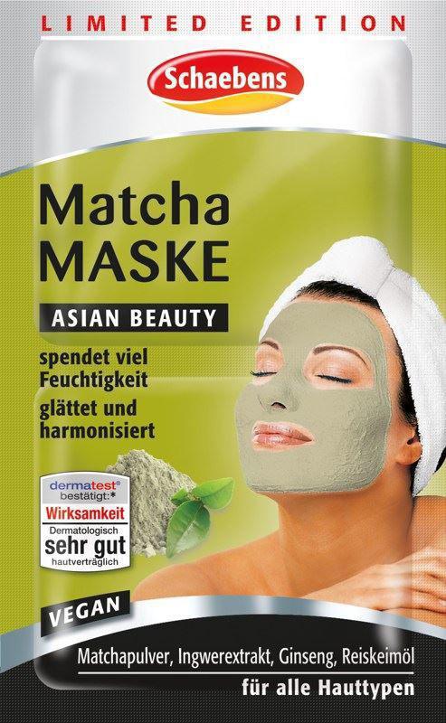 Masque Visage Matcha