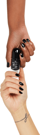 Vernis à Ongles Shine Last & Go! Gel Vernis à Ongles Black is Back 46
