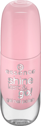 Vernis à Ongles Shine Last & Go! Gel Ongles polish millénaire Rose 04