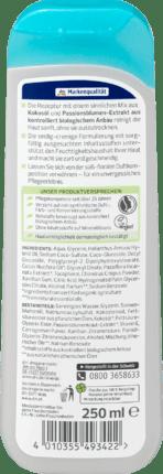 Alverde douche crème bio à la noix de coco, 250 ml