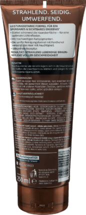 Balea Shampooing Brun Brillant, 250 ml