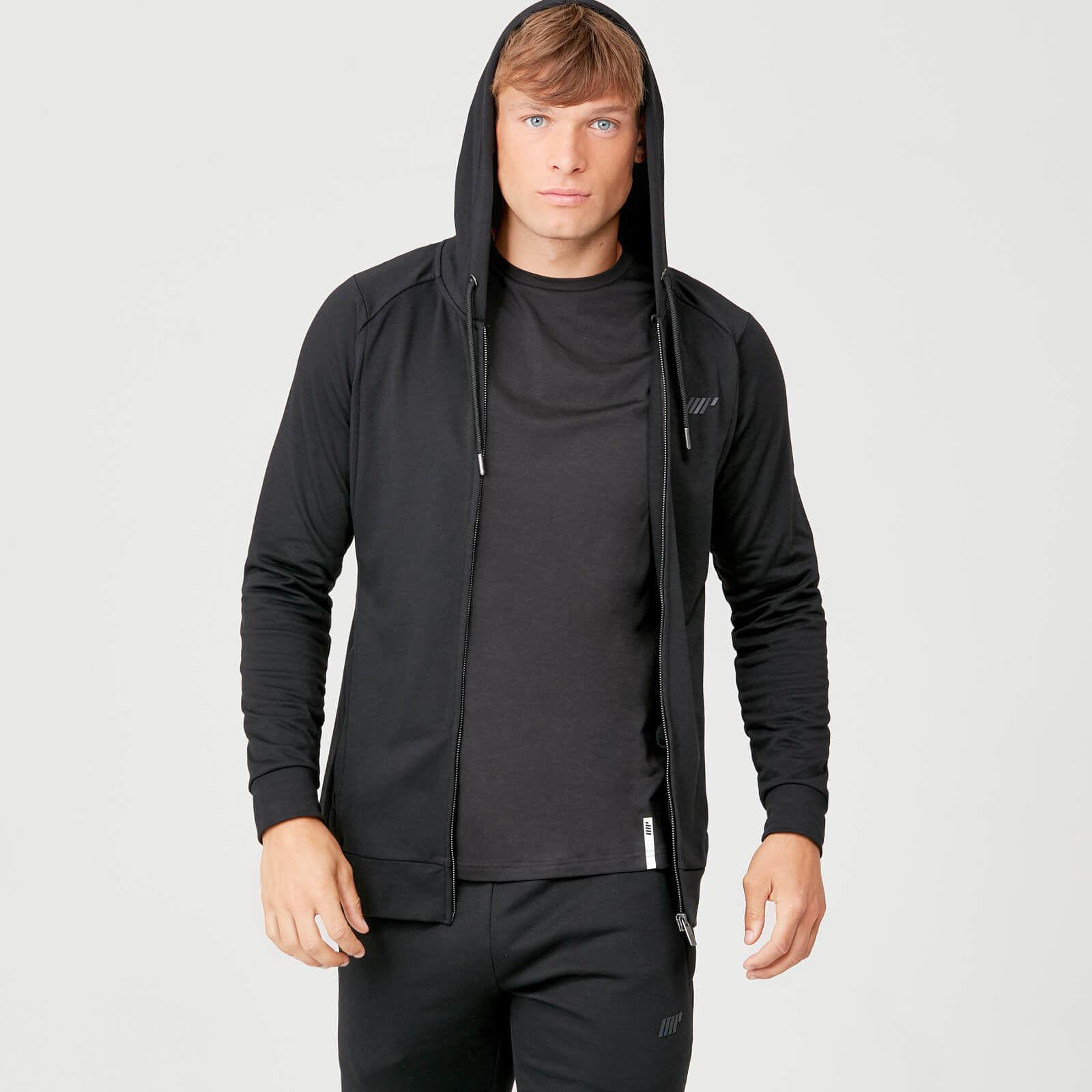 Sweat à capuche Form - BLACK