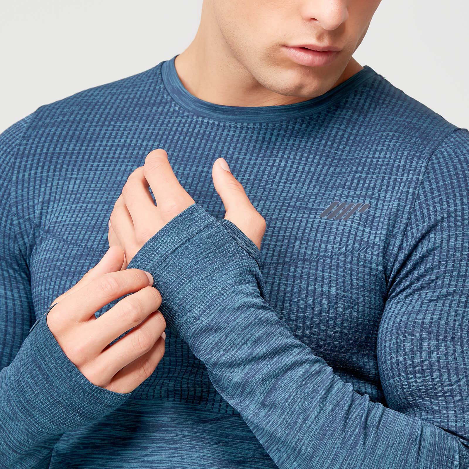 Myprotein Sculpt Seamless Long-Sleeve T-Shirt