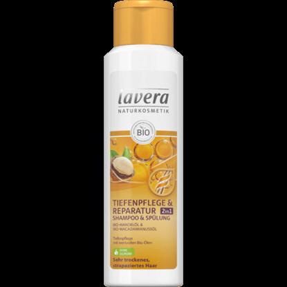 Lavera shampooing & revitalisant 2en1 Deep Repair & Care
