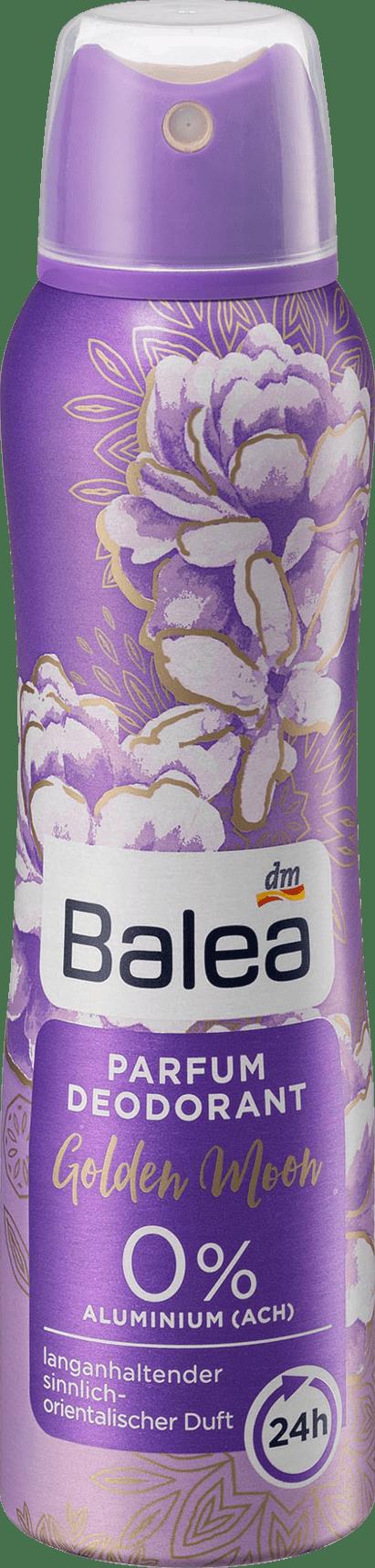 Balea Déodorant Parfum Golden Moon