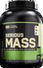 Serious Mass Vanille - Prise de Masse, 2.73kg