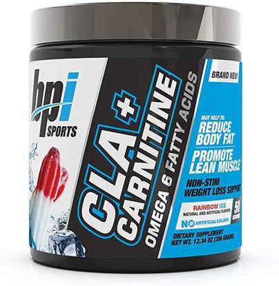 CLA + Carnitine BPI Sports, 350 G - Rainbow Ice