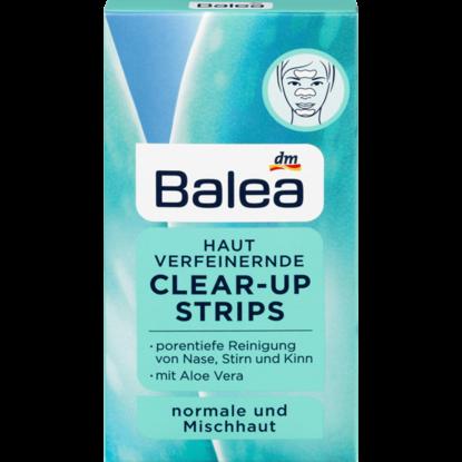 Balea Facestrips Clarifiant Peau-raffinage