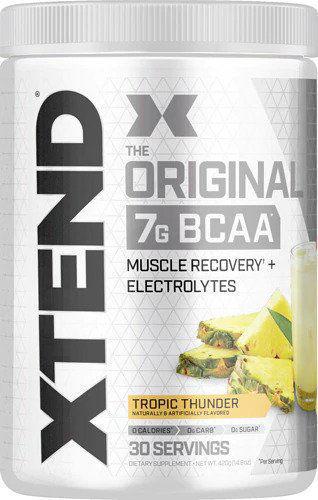 Poudre XTEND Original aux BCAA - Tropic Thunder