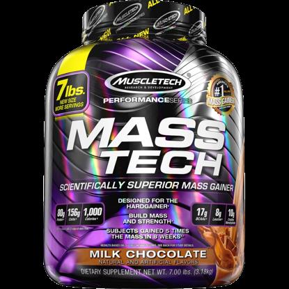Muscle Tech MassTech Chocolate 3,18 Kg