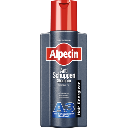 Alpecin Shampooing antipelliculaire A3, 250 m
