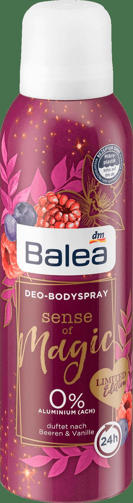 Balea Déodorant Deo Spray Sense of Magic