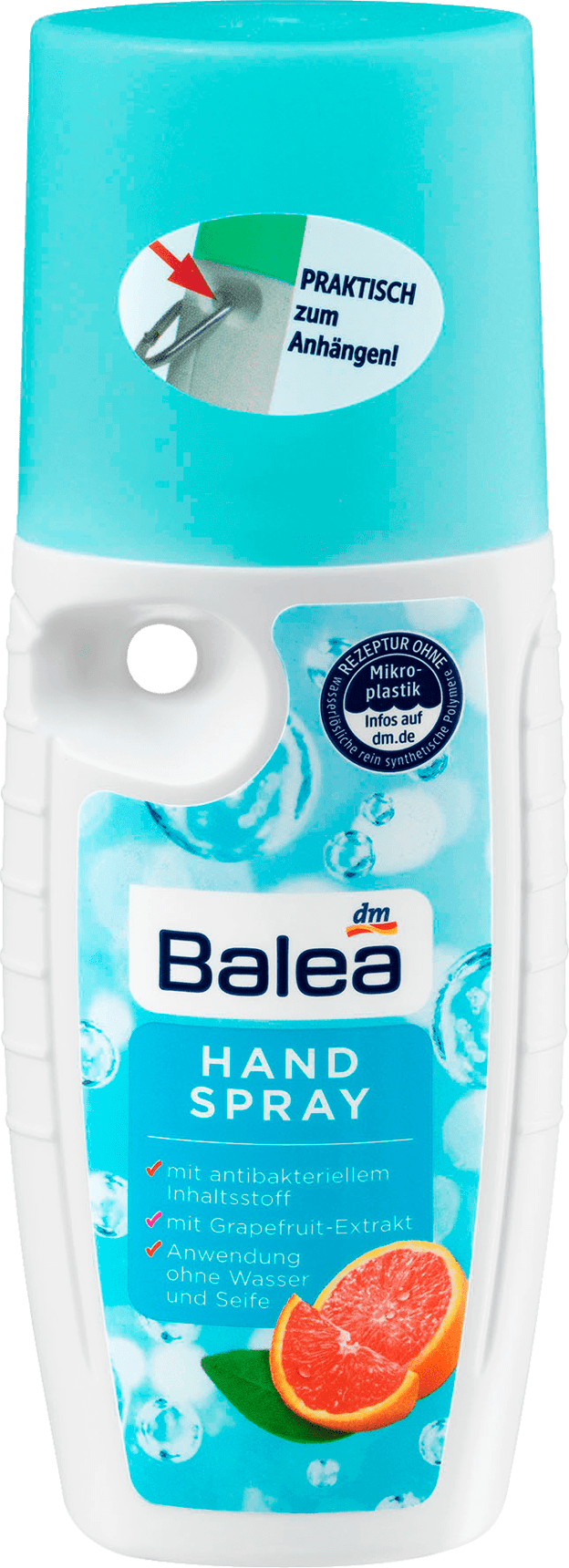 Balea Spray Hygiénique pour Mains, 100 ml