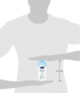 Bübchen Huile pour Bébé Huile de Soin Ultra Sensible, 200 ml