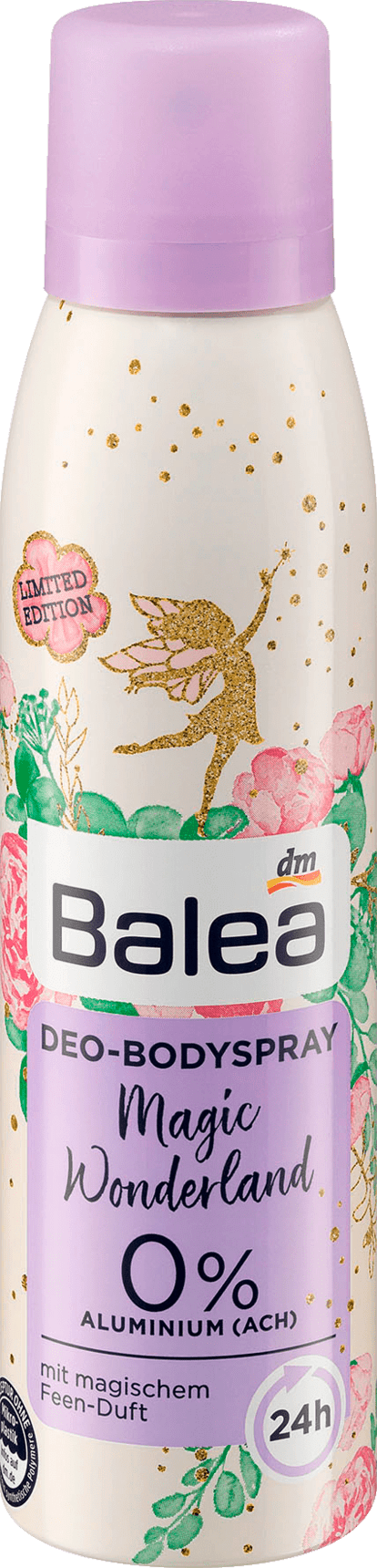 Balea Déodorant Spray Magic Wonderland, 150 ml