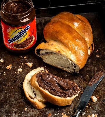 Ovomaltine Pâte à tartiner au Chocolat, Crème Croquante, 380g