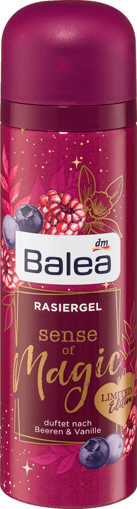 Balea Gel de Rasage Sense of Magic