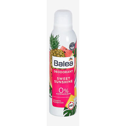 Balea Deo Spray Balea Déodorant Sweet Sunshine