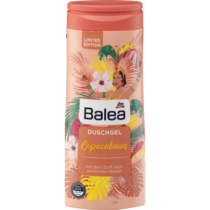Balea Gel douche Copacabana, 300 ml