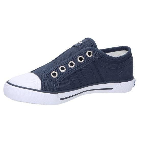TOM TAILOR Sneaker - Chaussures EN TISSU SIMPLE - Bleu