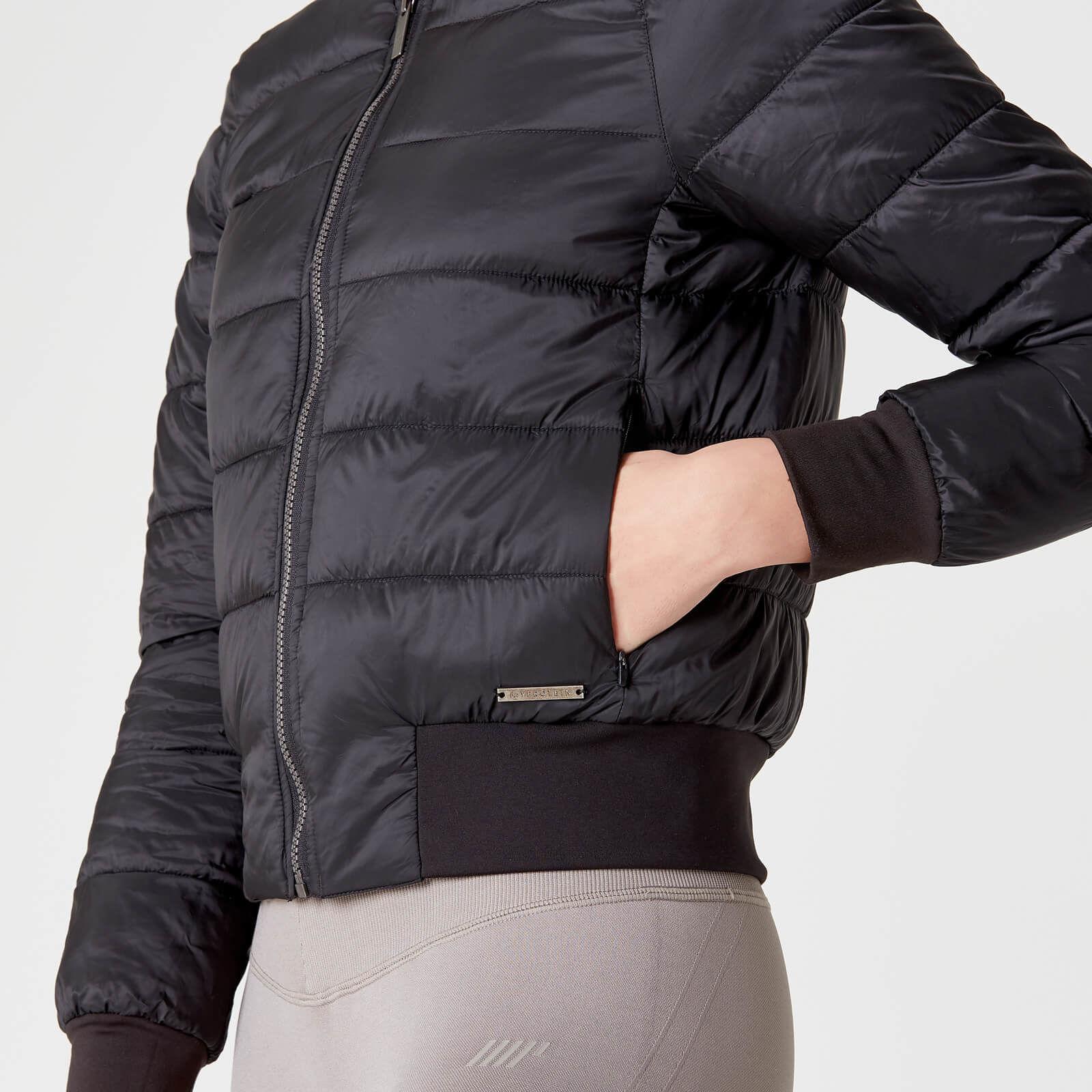 Bomber Pro-Tech Reversible - Noir - Veste Bomber Réversible pour Femme