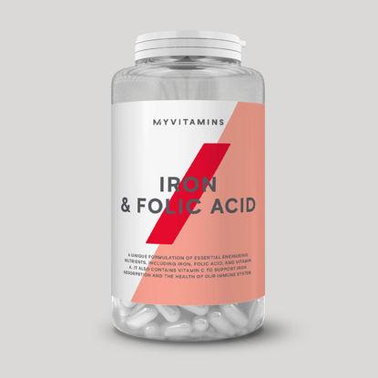 Acide Folique et Fer en Comprimés - Iron & Folic Acid