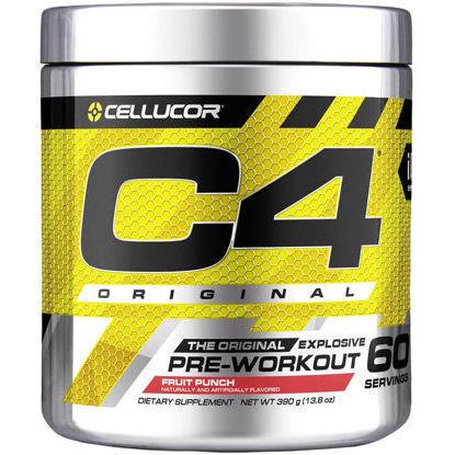 Cellucor - C4 Original Pre-Workout - Fruit Punch