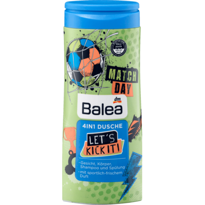 Gel Douche Enfants 4in1 kick Let it !