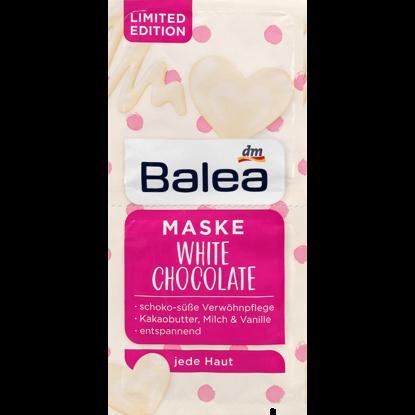 Masque au Chocolat Blanc