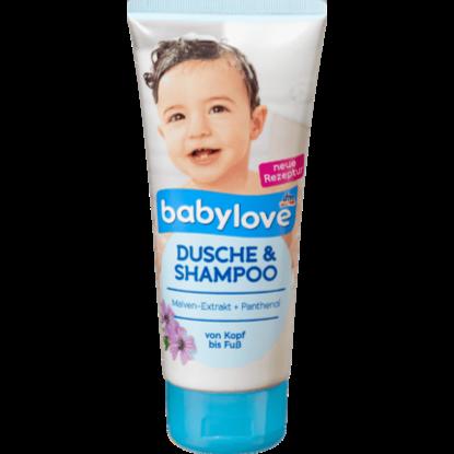 Shampooing pour Bébé Douche & Shampooing