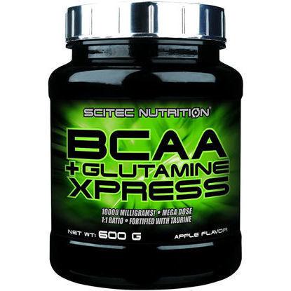 BCAA + Glutamin Xpress - Scitec Nutrition
