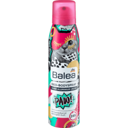 Deo spray Déodorant PAW!
