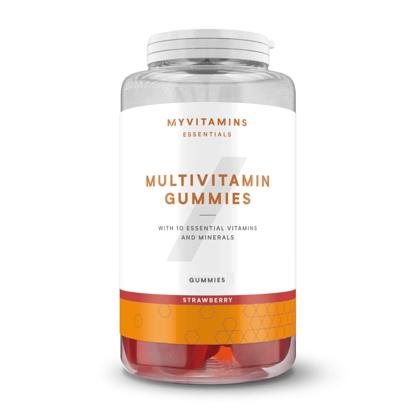 Gummies Multivitaminés Fraise