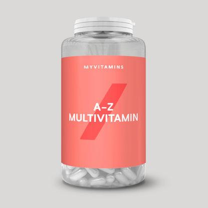 Comprimés A-Z Multivitamines