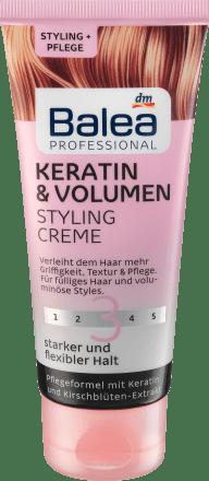 Styling Crème Coiffante Kératine & Volume
