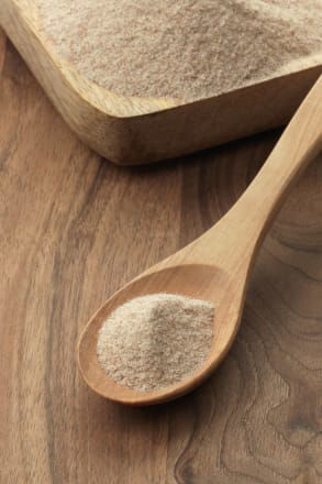 Cosses de Psyllium, Moulues