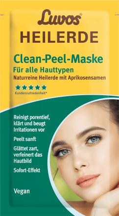 Luvos Heilerde Masque Peeling Propre