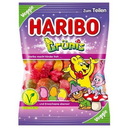 Haribo Bonbons VERT
