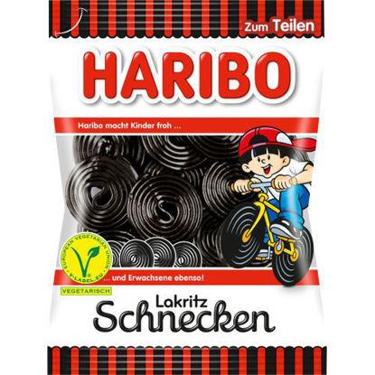 Partagez ce produit Haribo Bonbons Lakritz SCHNECKEN