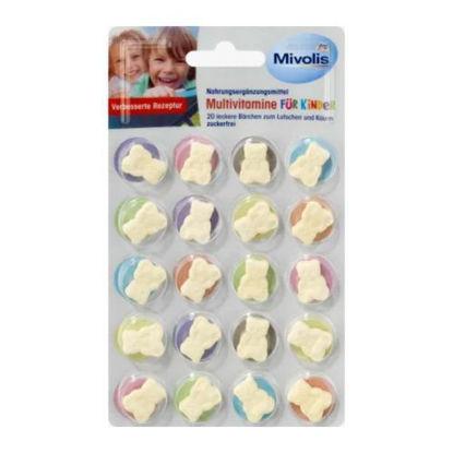 Multivitamines pour enfants