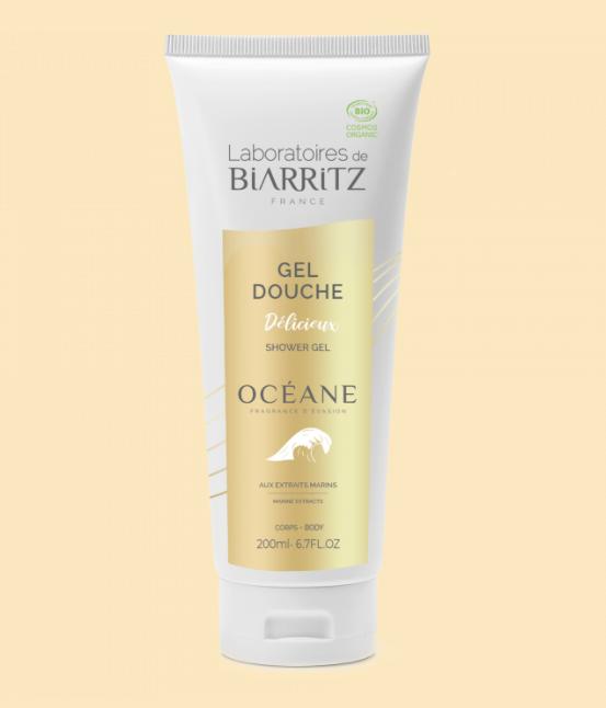 Picture of Biarritz gel douche délicieux - CERTIFIÉ BIO -